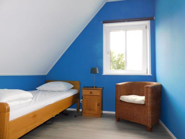 Slaapkamers zomerhuisje